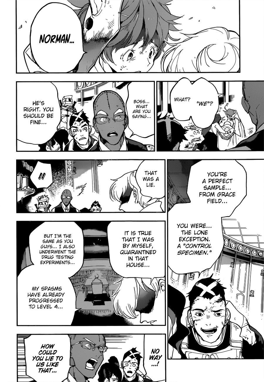 Yakusoku No Neverland Chapter 154  Online Free Manga Read Image 5