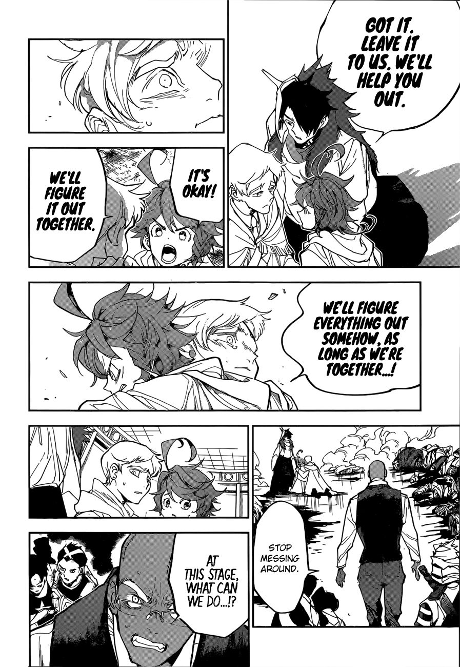 Yakusoku No Neverland Chapter 154  Online Free Manga Read Image 7