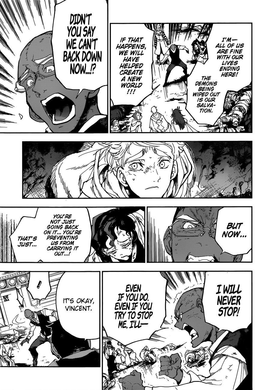 Yakusoku No Neverland Chapter 154  Online Free Manga Read Image 8
