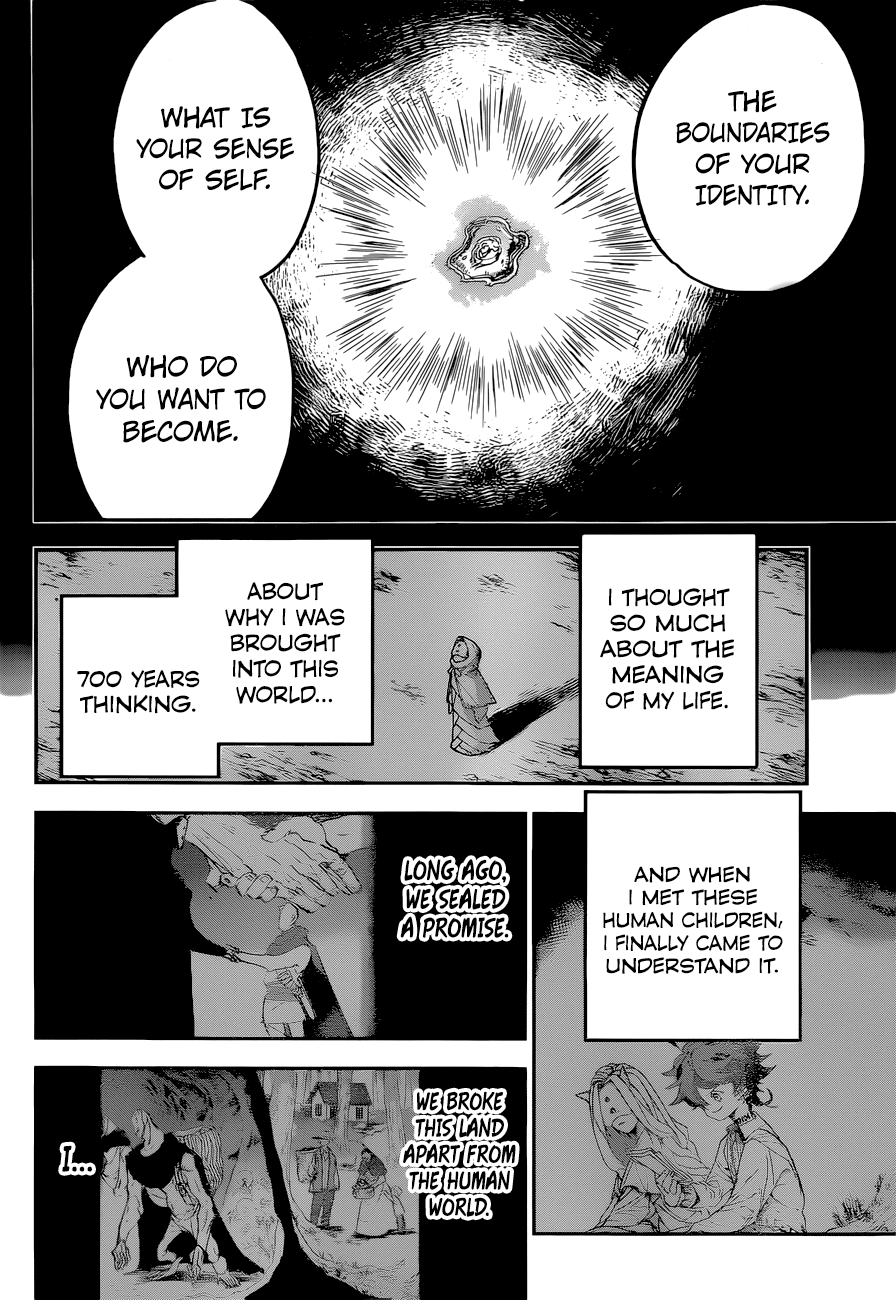 Yakusoku No Neverland Chapter 158  Online Free Manga Read Image 16