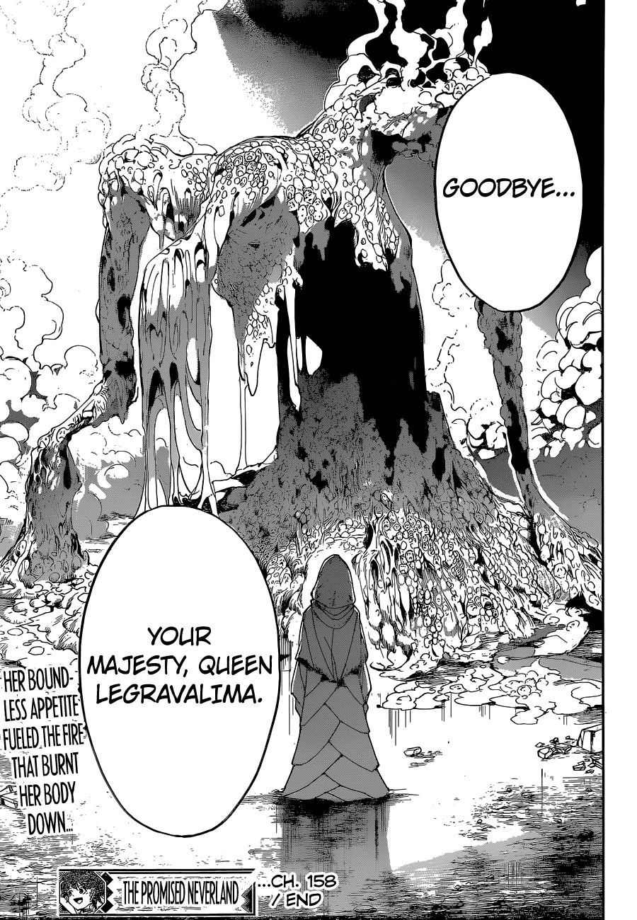 Yakusoku No Neverland Chapter 158  Online Free Manga Read Image 19