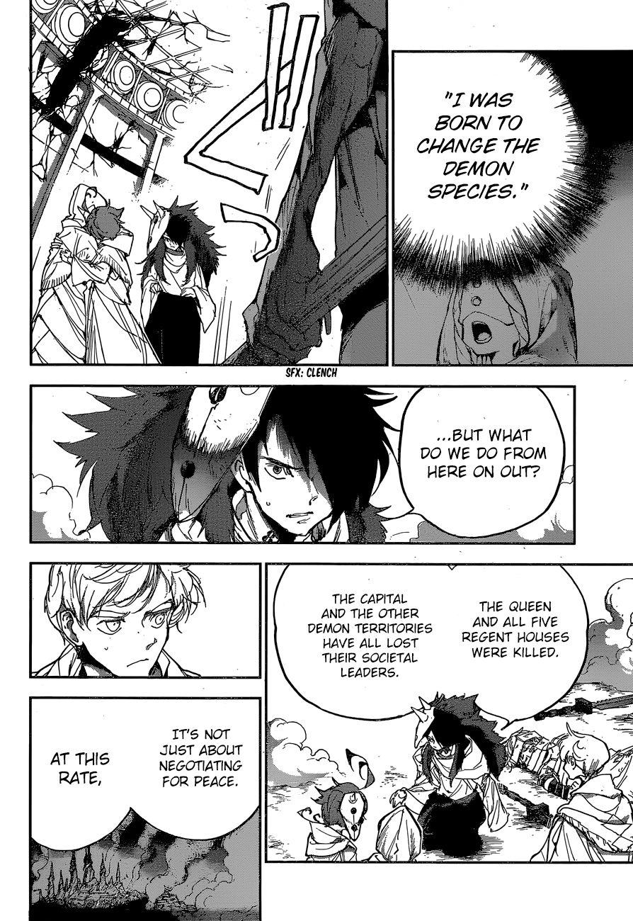 Yakusoku No Neverland Chapter 159  Online Free Manga Read Image 10