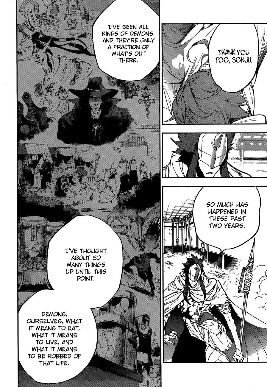 Yakusoku No Neverland Chapter 159  Online Free Manga Read Image 16