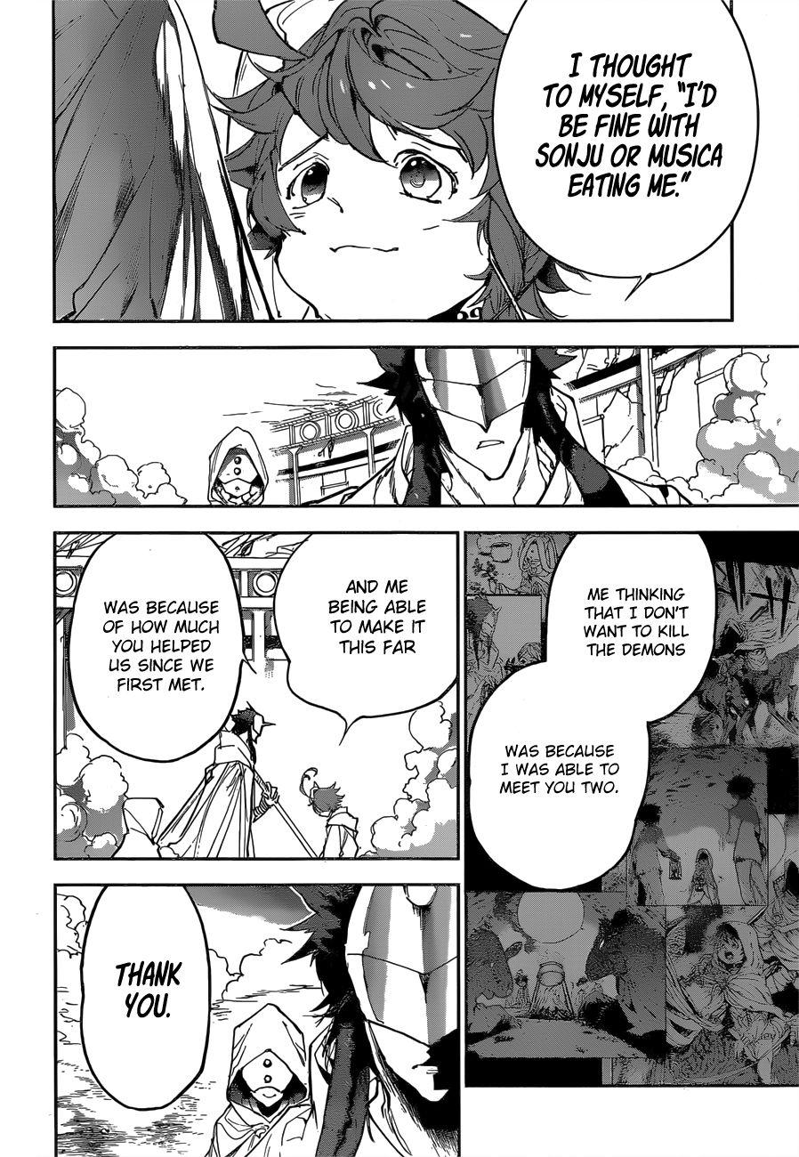 Yakusoku No Neverland Chapter 159  Online Free Manga Read Image 18