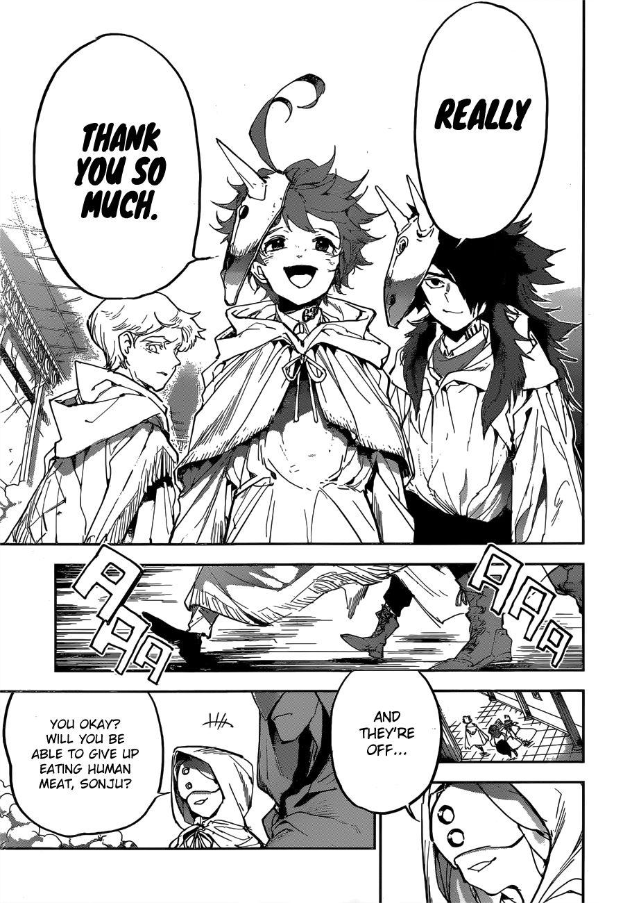 Yakusoku No Neverland Chapter 159  Online Free Manga Read Image 19