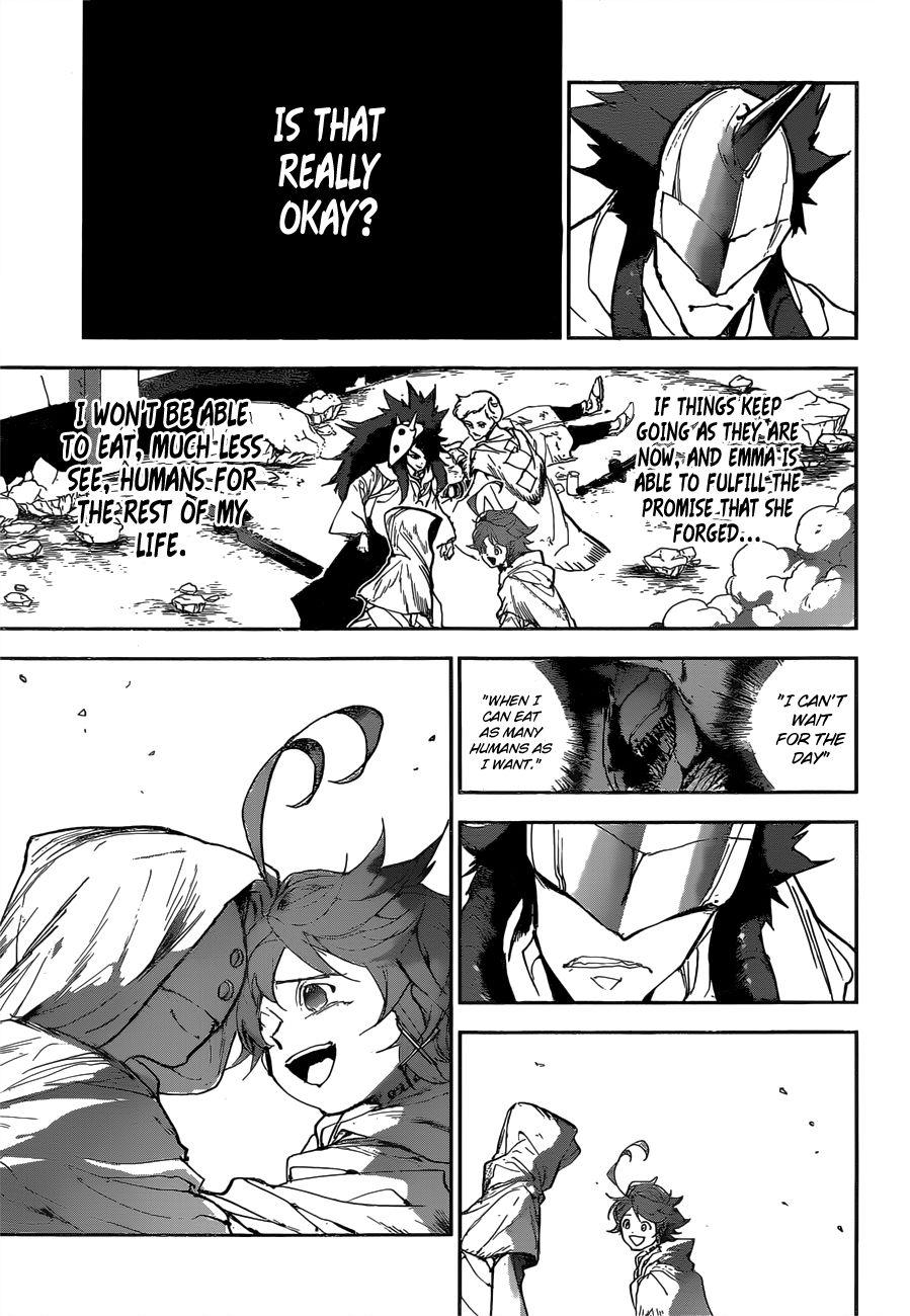 Yakusoku No Neverland Chapter 159  Online Free Manga Read Image 9