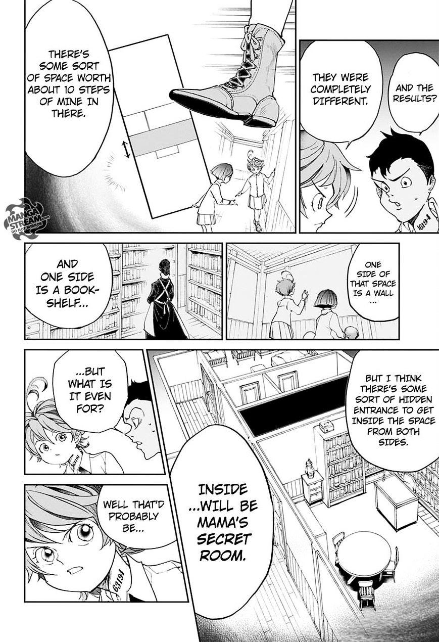 Yakusoku No Neverland Chapter 16  Online Free Manga Read Image 5
