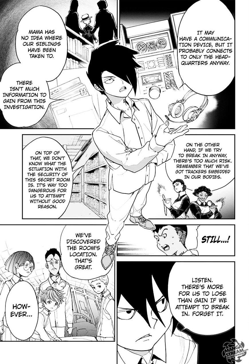 Yakusoku No Neverland Chapter 16  Online Free Manga Read Image 8
