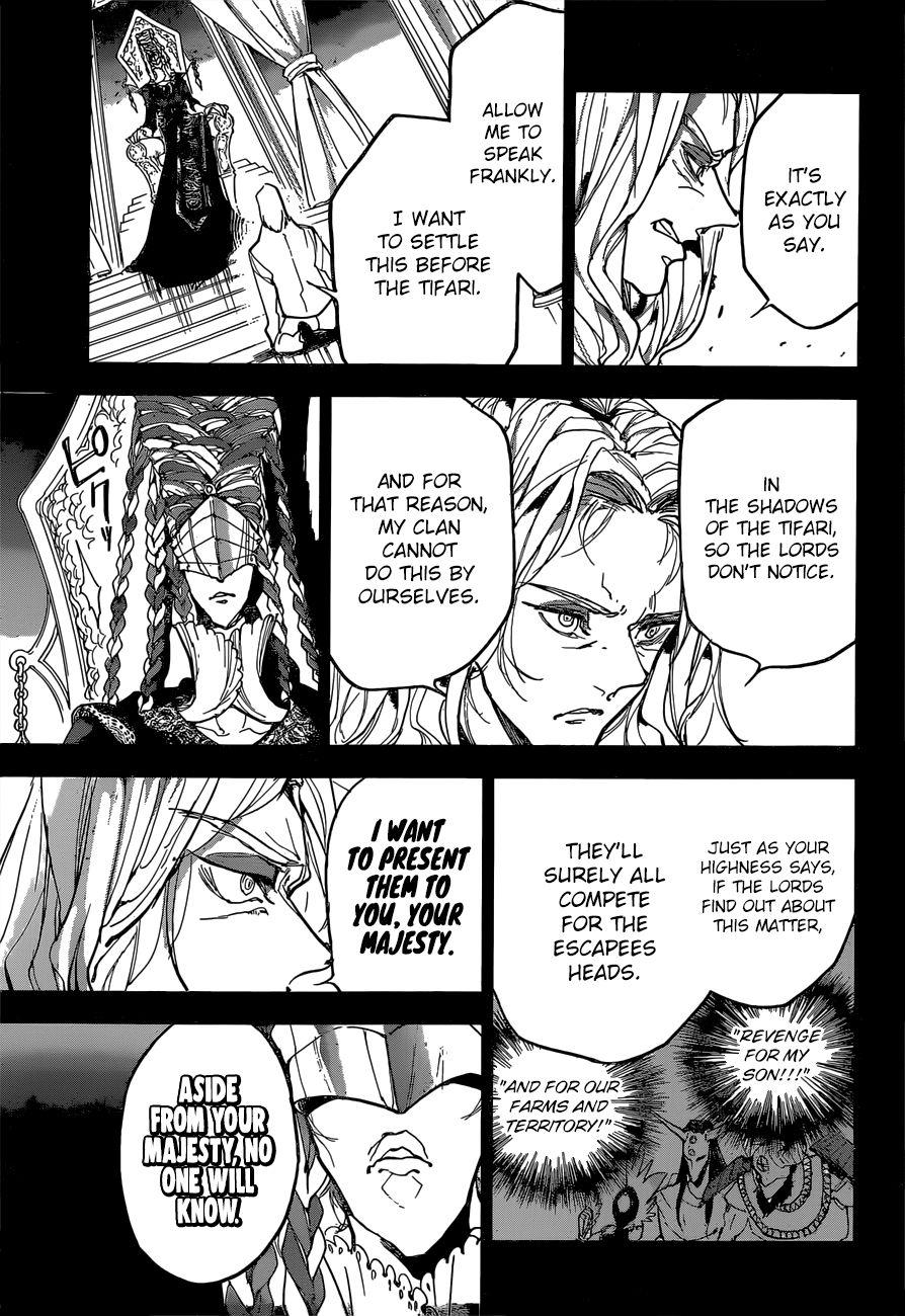 Yakusoku No Neverland Chapter 160  Online Free Manga Read Image 10