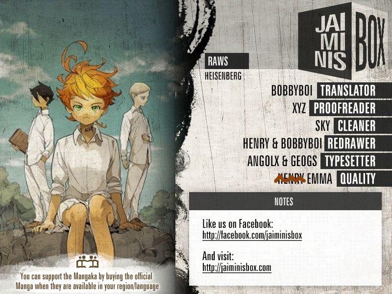 Yakusoku No Neverland Chapter 160  Online Free Manga Read Image 2