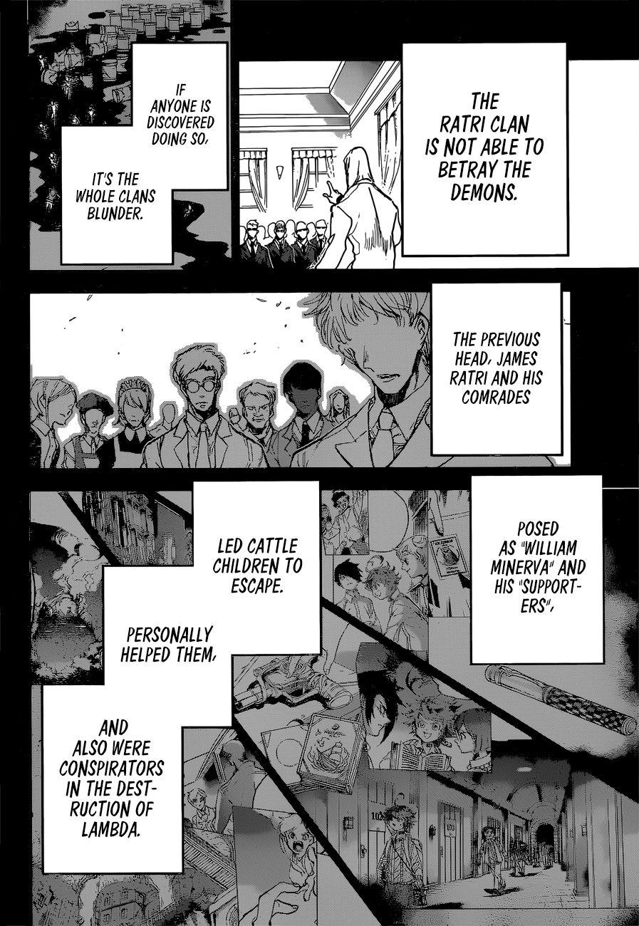 Yakusoku No Neverland Chapter 160  Online Free Manga Read Image 3
