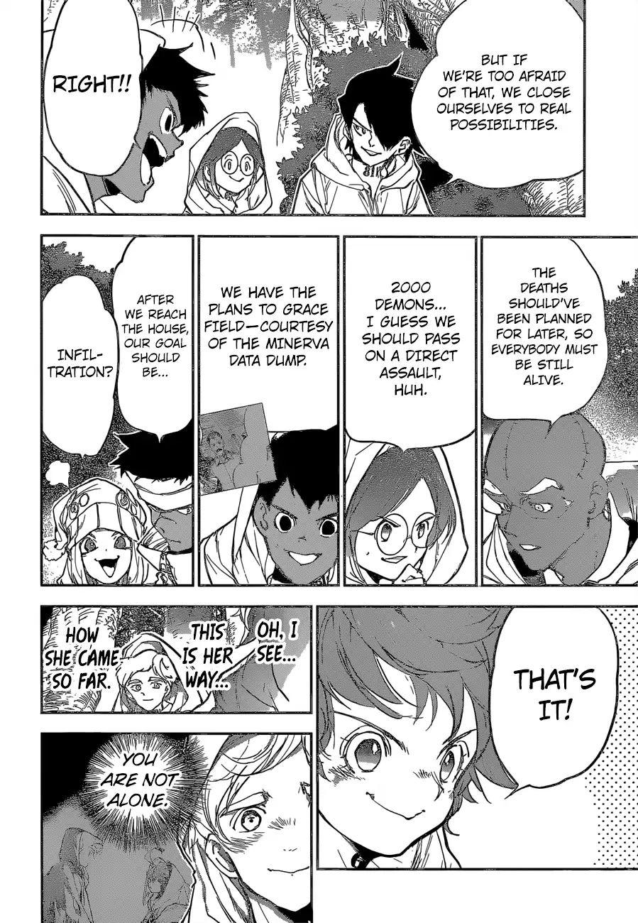 Yakusoku No Neverland Chapter 161  Online Free Manga Read Image 16