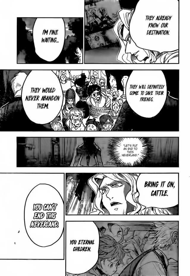Yakusoku No Neverland Chapter 162  Online Free Manga Read Image 15