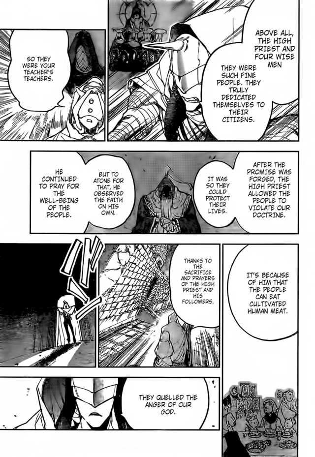 Yakusoku No Neverland Chapter 162  Online Free Manga Read Image 4