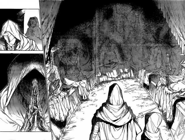 Yakusoku No Neverland Chapter 162  Online Free Manga Read Image 5