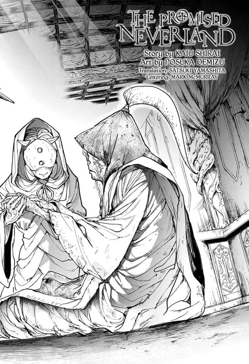 Yakusoku No Neverland Chapter 163  Online Free Manga Read Image 2