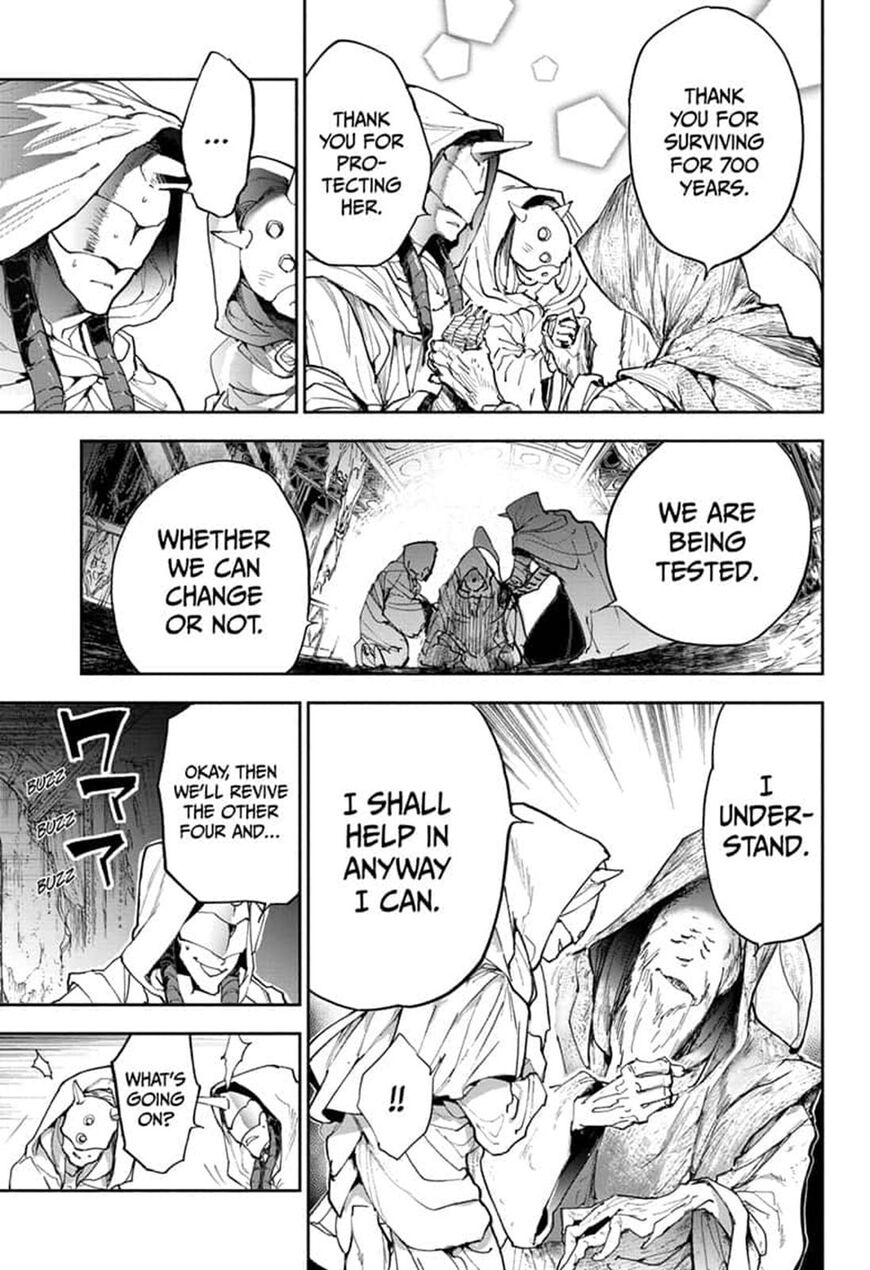 Yakusoku No Neverland Chapter 163  Online Free Manga Read Image 7