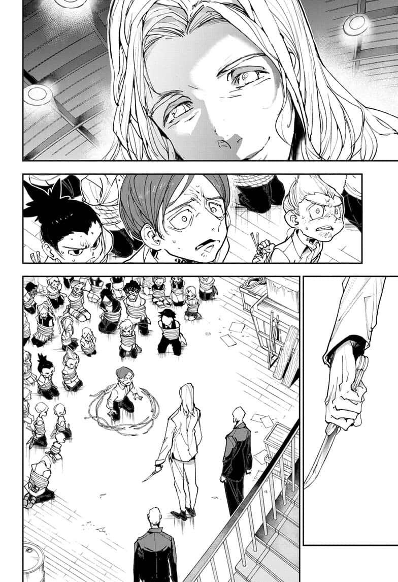 Yakusoku No Neverland Chapter 164  Online Free Manga Read Image 13