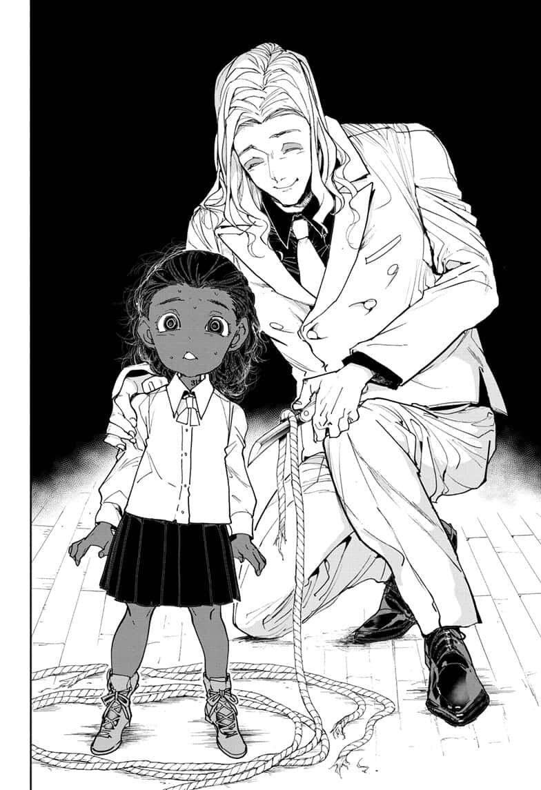 Yakusoku No Neverland Chapter 164  Online Free Manga Read Image 19