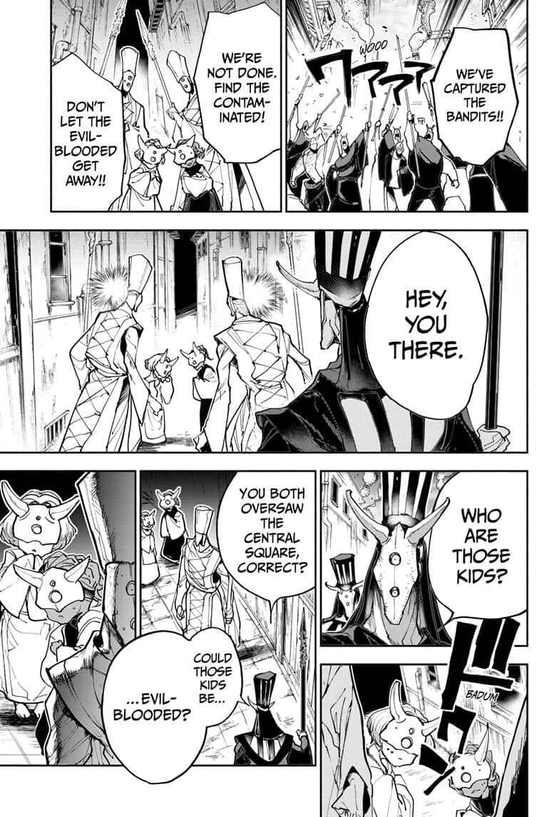 Yakusoku No Neverland Chapter 164  Online Free Manga Read Image 3