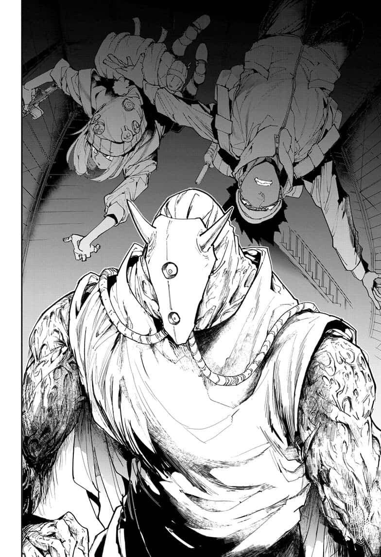 Yakusoku No Neverland Chapter 166  Online Free Manga Read Image 8