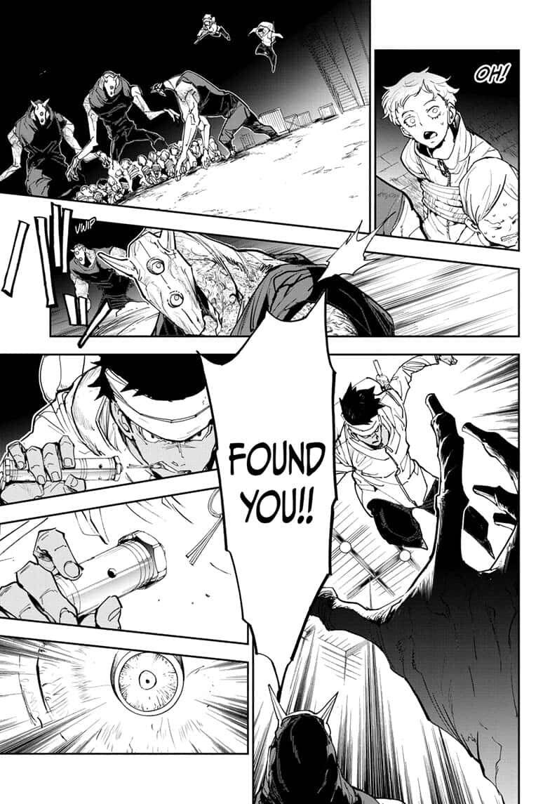 Yakusoku No Neverland Chapter 166  Online Free Manga Read Image 9