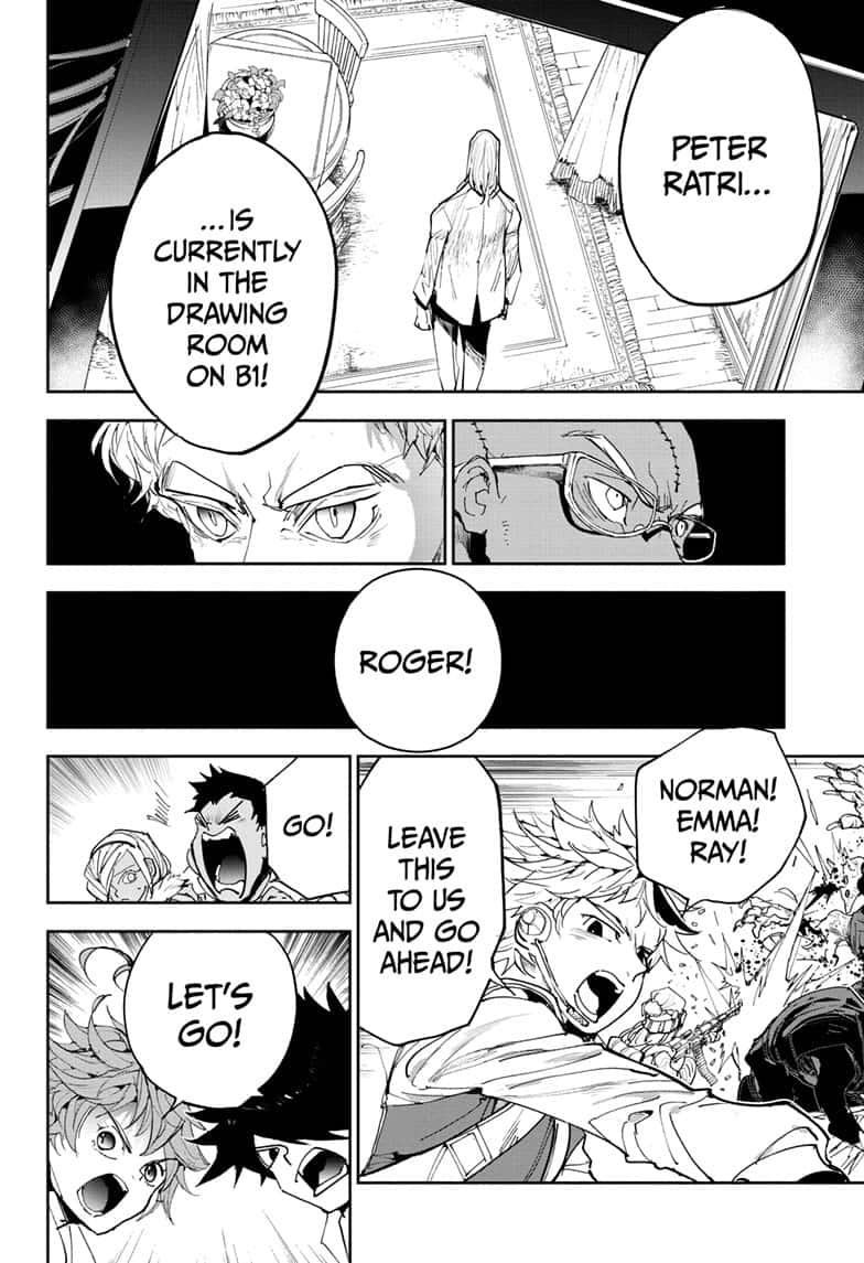 Yakusoku No Neverland Chapter 167  Online Free Manga Read Image 15