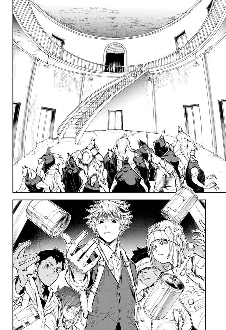 Yakusoku No Neverland Chapter 167  Online Free Manga Read Image 17