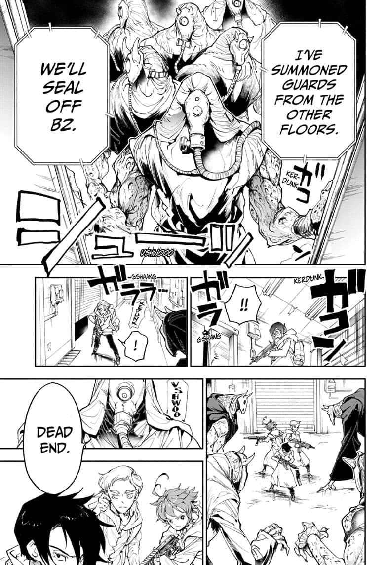 Yakusoku No Neverland Chapter 167  Online Free Manga Read Image 9