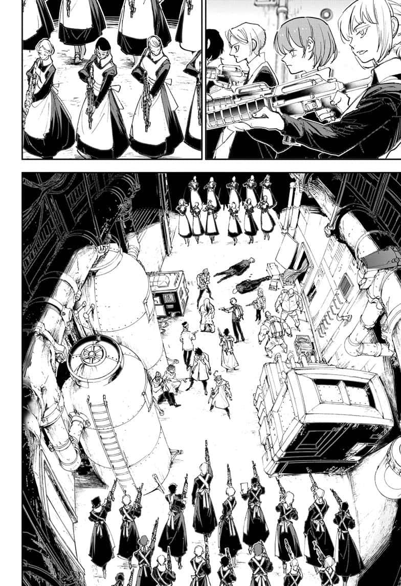 Yakusoku No Neverland Chapter 169  Online Free Manga Read Image 15