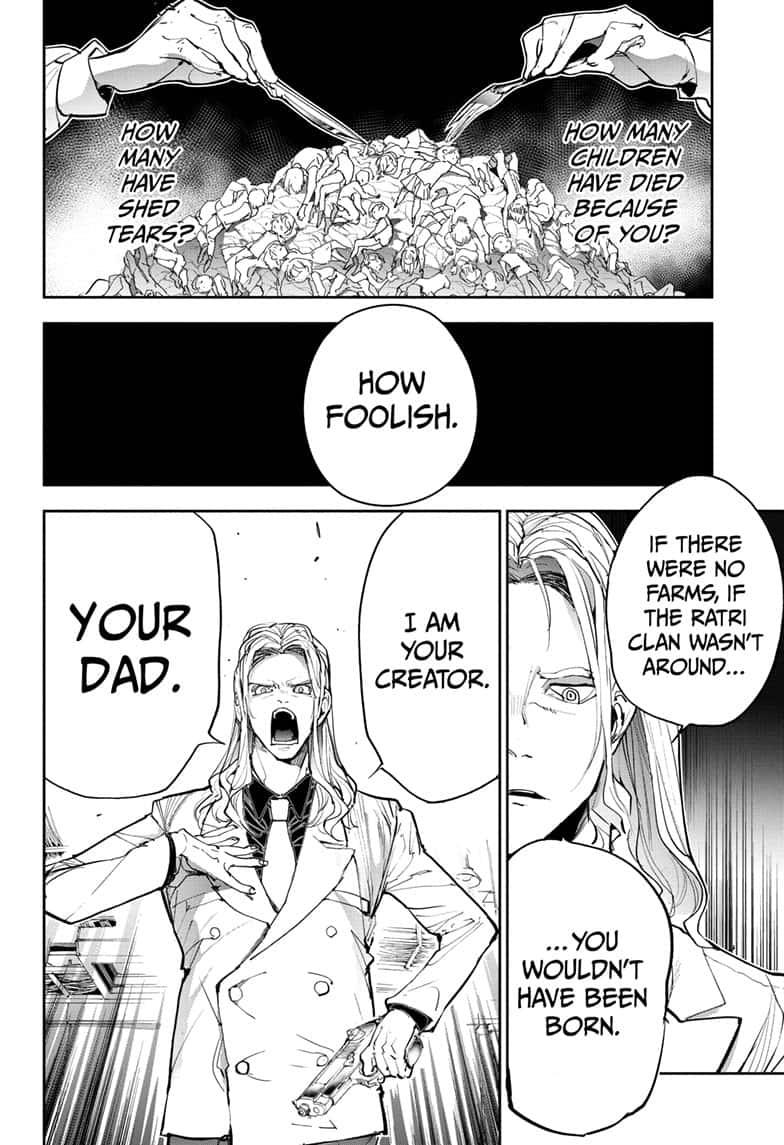 Yakusoku No Neverland Chapter 169  Online Free Manga Read Image 4
