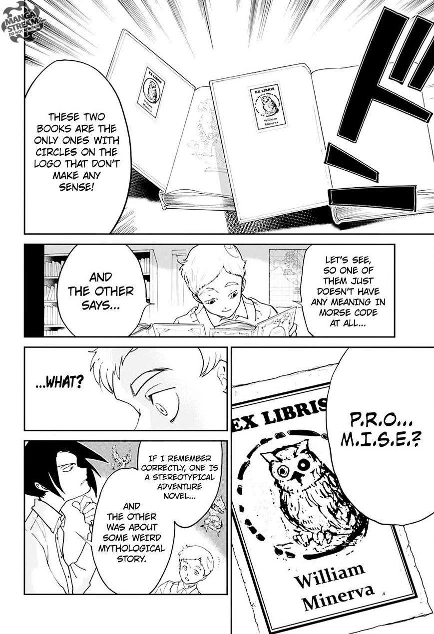 Yakusoku No Neverland Chapter 17  Online Free Manga Read Image 11