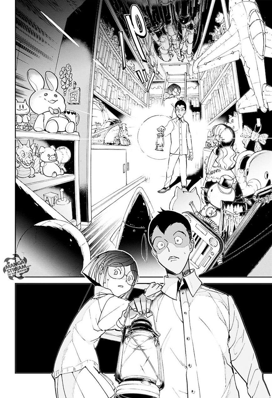 Yakusoku No Neverland Chapter 17  Online Free Manga Read Image 15