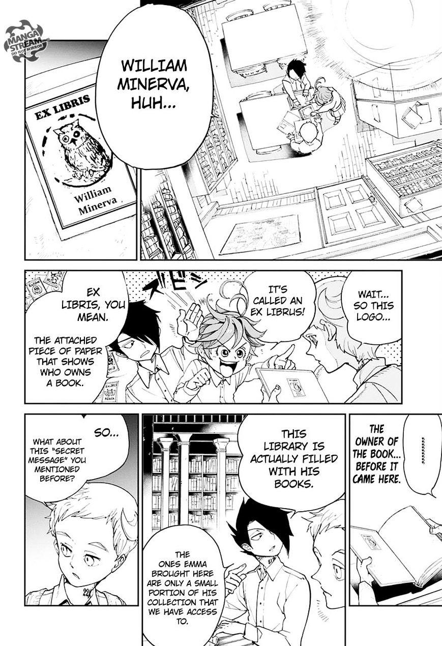 Yakusoku No Neverland Chapter 17  Online Free Manga Read Image 5