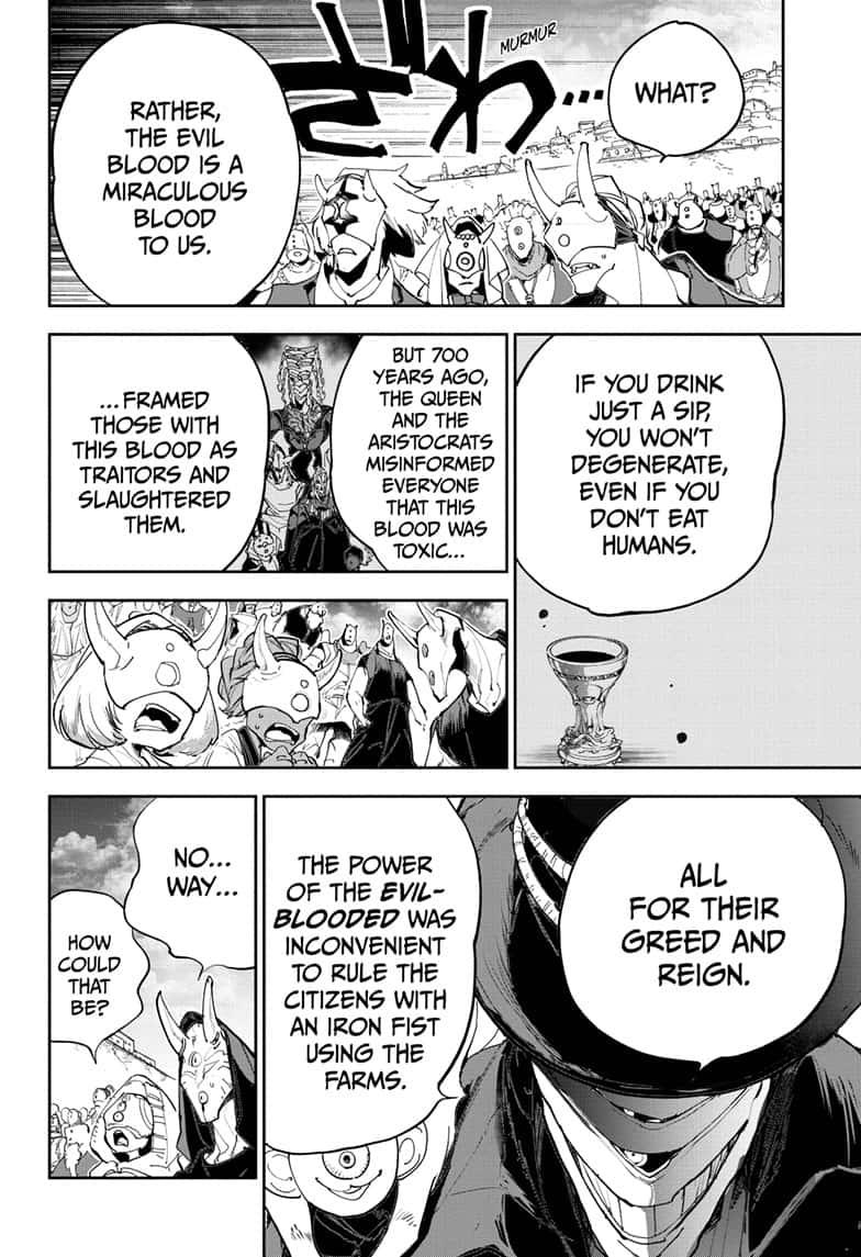 Yakusoku No Neverland Chapter 171  Online Free Manga Read Image 12