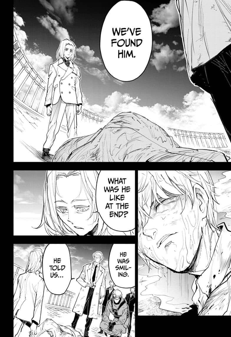 Yakusoku No Neverland Chapter 173  Online Free Manga Read Image 10