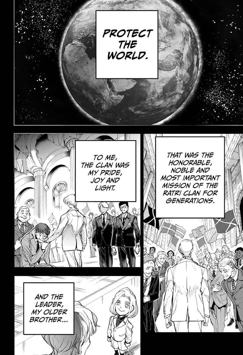 Yakusoku No Neverland Chapter 173  Online Free Manga Read Image 2