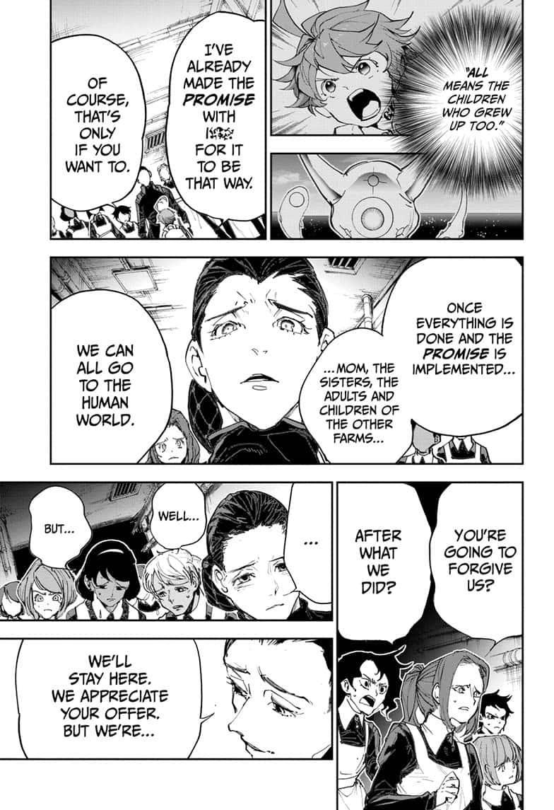 Yakusoku No Neverland Chapter 174  Online Free Manga Read Image 10