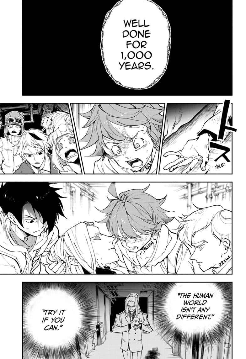 Yakusoku No Neverland Chapter 174  Online Free Manga Read Image 6