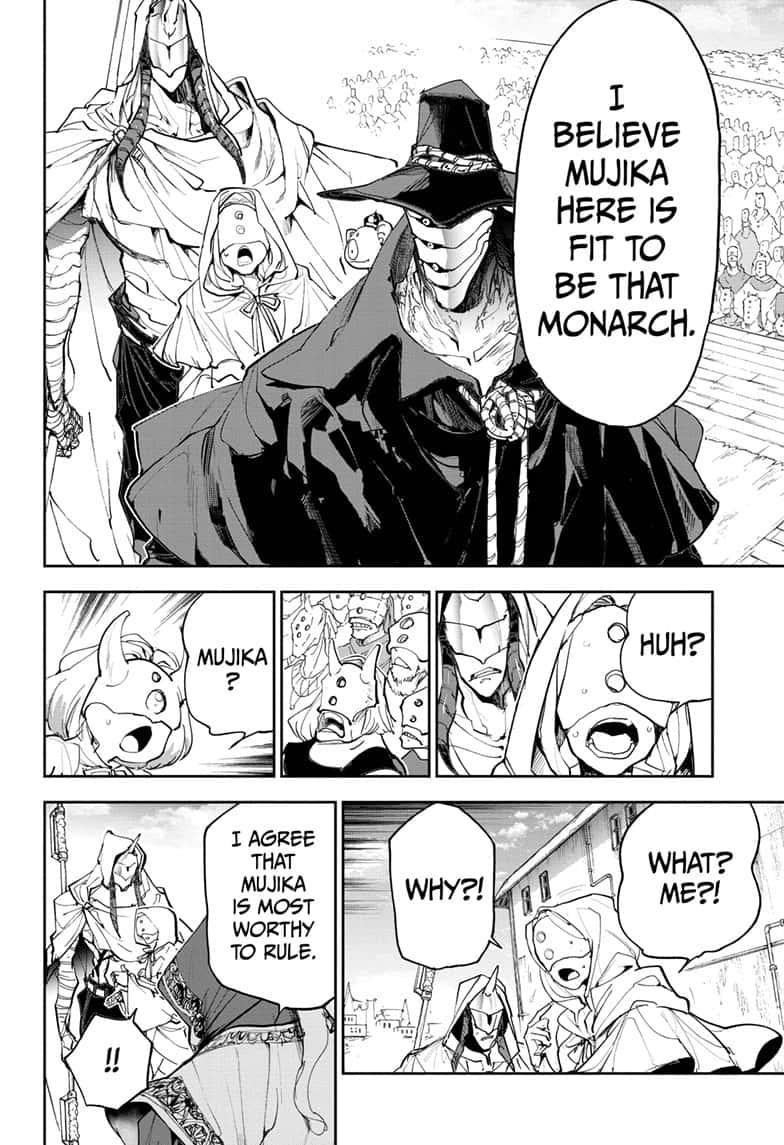 Yakusoku No Neverland Chapter 175  Online Free Manga Read Image 10