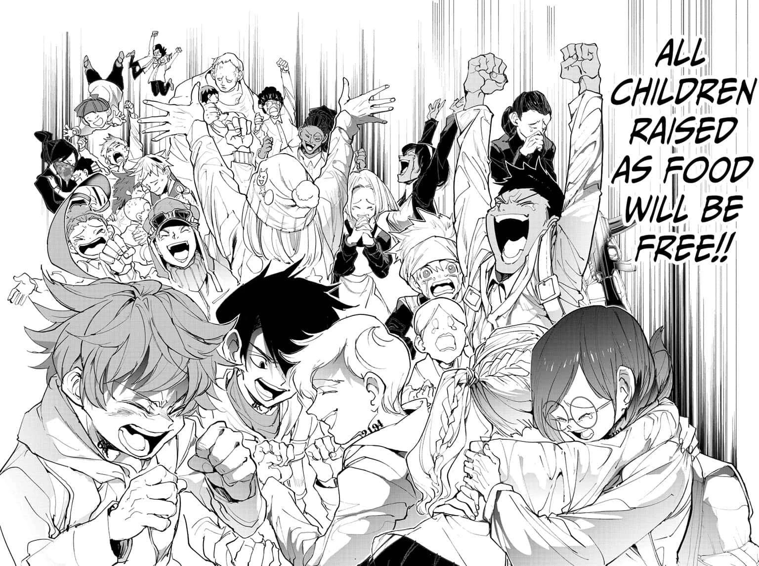 Yakusoku No Neverland Chapter 175  Online Free Manga Read Image 16