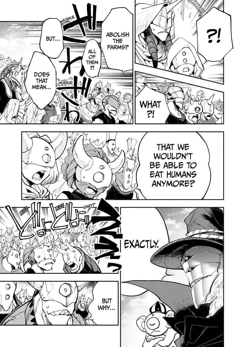 Yakusoku No Neverland Chapter 175  Online Free Manga Read Image 3