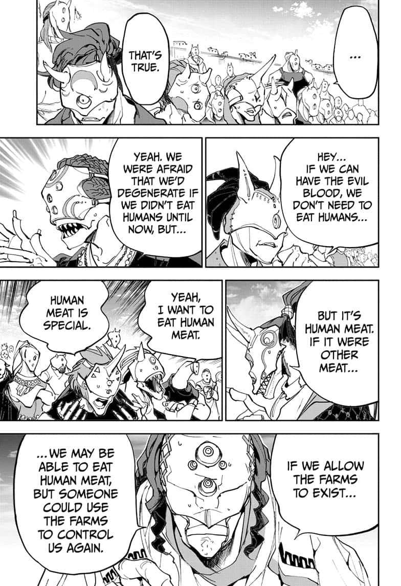 Yakusoku No Neverland Chapter 175  Online Free Manga Read Image 5