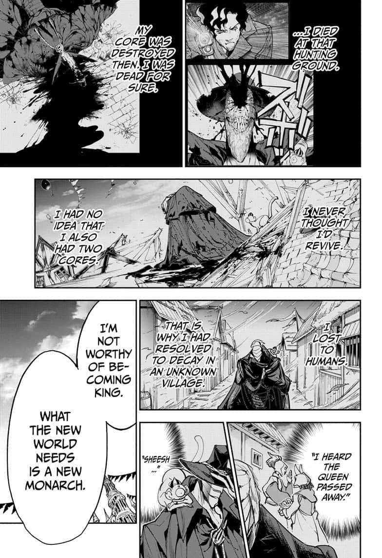 Yakusoku No Neverland Chapter 175  Online Free Manga Read Image 9