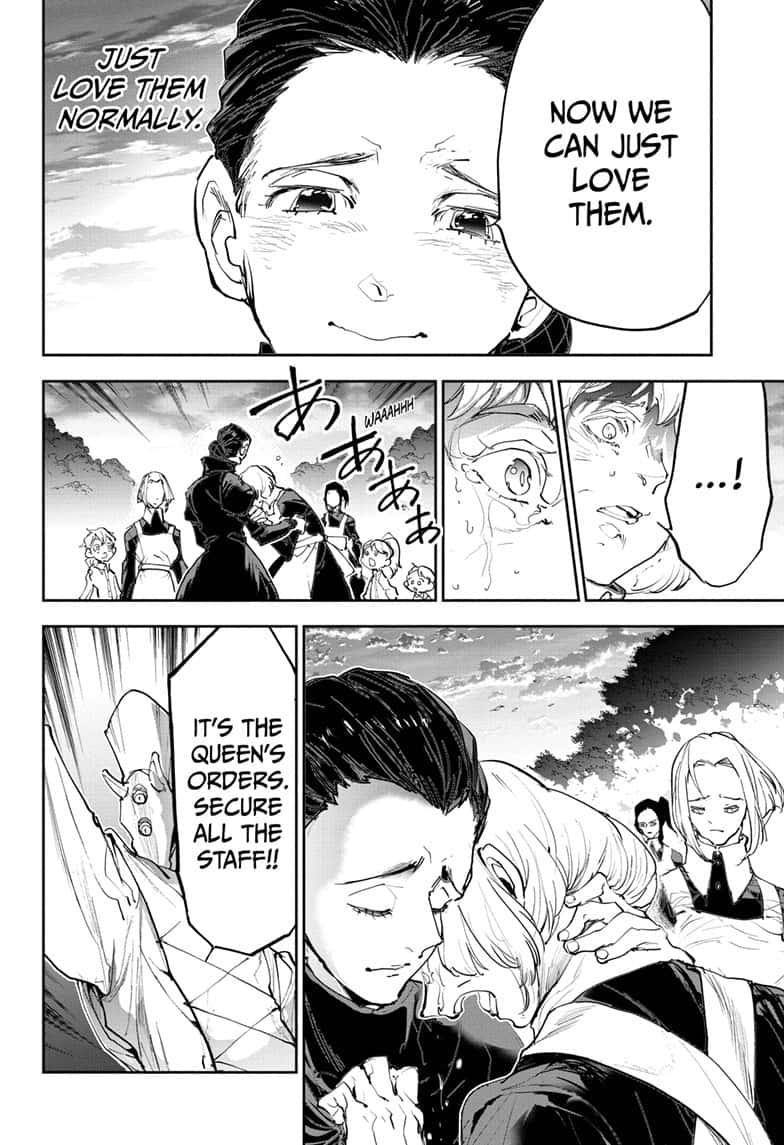 Yakusoku No Neverland Chapter 176  Online Free Manga Read Image 10