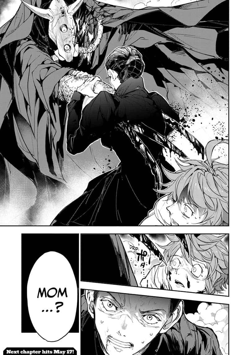 Yakusoku No Neverland Chapter 176  Online Free Manga Read Image 20