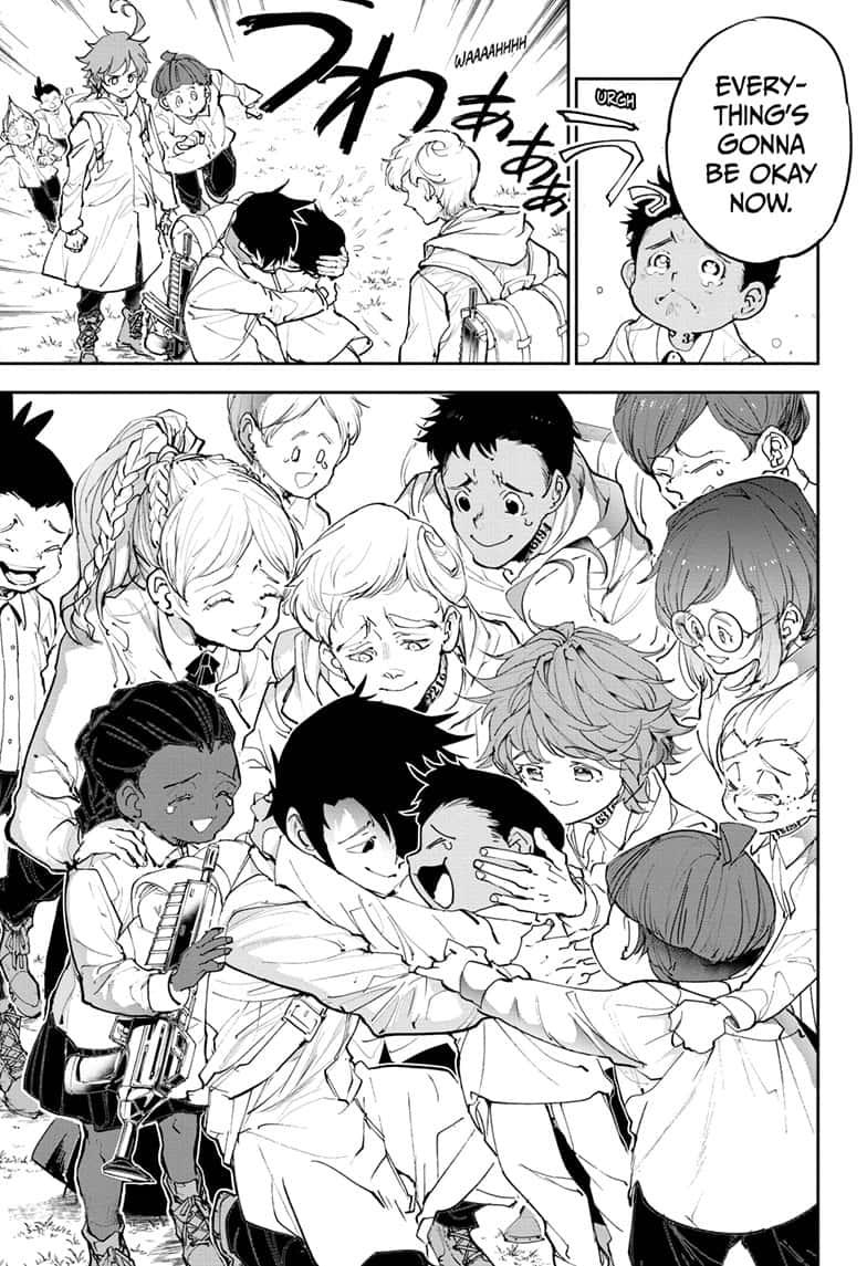 Yakusoku No Neverland Chapter 176  Online Free Manga Read Image 7