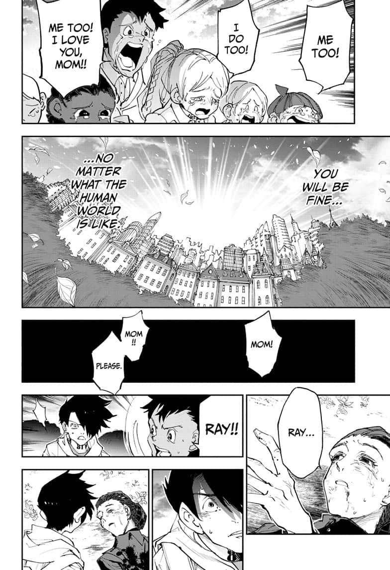 Yakusoku No Neverland Chapter 177  Online Free Manga Read Image 15