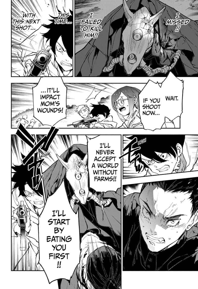 Yakusoku No Neverland Chapter 177  Online Free Manga Read Image 4