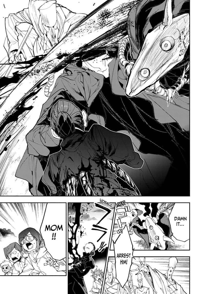 Yakusoku No Neverland Chapter 177  Online Free Manga Read Image 5